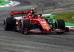 Формула-1. Леклер підкорює Гран-прі Італії