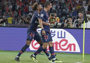 Суперкубок Франції. ПСЖ розгромив