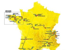 Тур де Франс. 17 етап. Погачар ефектно виграв у жовтій майці