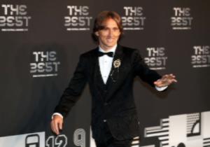 Модріч - найкращий гравець року за версією ФІФА