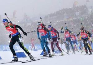 Кубок світу з біатлону. Норвежці виграли чоловічу естафету, Україна - 7-а
