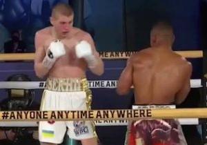 Непереможний український боксер програв нокаутом американцю (+ВІДЕО)