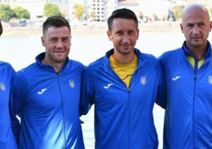 Кубок Девіса. Україна отримала свого суперника у плей-офф