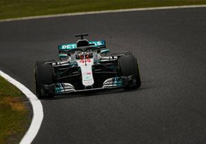 Формула-1. Хемілтон взяв другу практику в Японії