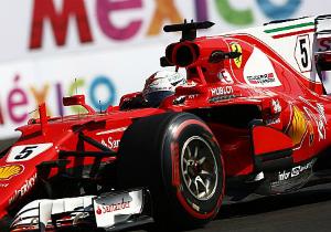 Формула-1. Феттель переграв Хемілтона у кваліфікації в Мексиці