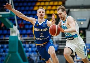 Євробаскет-2022. Україна обіграла вдома Словенію
