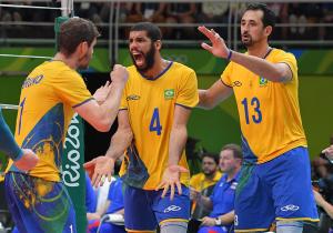 Ріо-2016. Волейбол. Бразилія - чемпіон, Росія без медалей