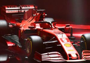 Формула-1. Ferrari показала свій новий болід SF 1000 (+ФОТО)