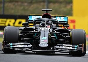 Формула-1. Хемілтон красиво виграв Гран-прі Угорщини