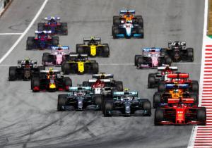 Формула 1. Ферстаппен тріумфував на гран прі Австрії, Хемілтон - 5-ий