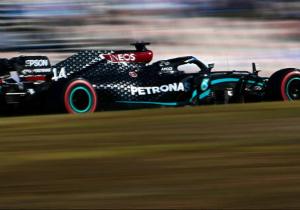 Формула-1. Хемілтон виграв кваліфікацію в Португалії