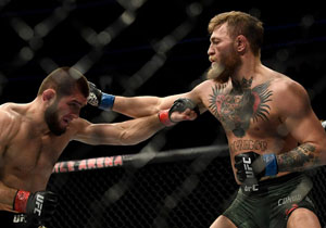 МакГрегор відновив кар'єру в MMA