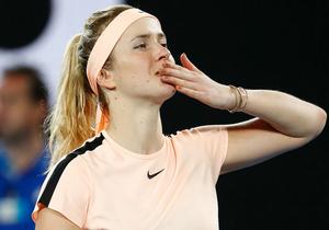 Australian Open. Світоліна ефектно пробилась до 1/4 фіналу