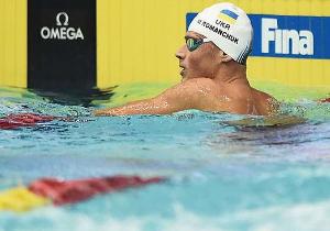 Плавання. Українець Романчук став чемпіоном світу