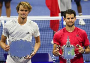 US Open. Тім виграв свій перший турнір серії Великого Шолома