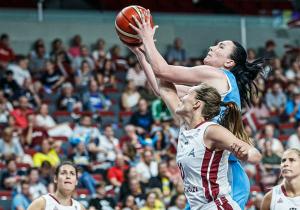 Жіночий Євробаскет-2019. Україна програла ключовий матч