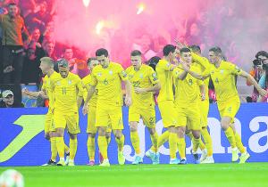 Євро-2020. Де і з ким зіграє Україна влітку