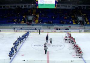 ЧС з хокею (U-20). Україна зазнала розгрому від Угорщини