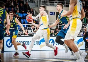 Відбір ЧС-2019 з баскетболу. Україна розгромила словенців