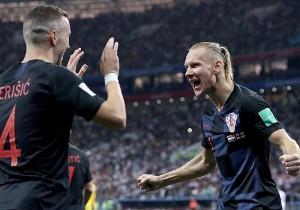 ЧС-2018. Хорватія обіграла Англію і зіграє в фіналі