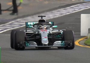 Формула-1. Хемілтон взяв поул Гран-прі Австралії