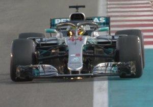 Формула-1. Хемілтон здобув останній поул сезону
