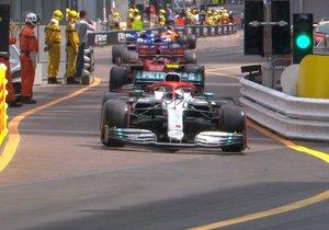 Формула-1. Хемілтон взяв поул Гран-прі Монако, провал Леклера