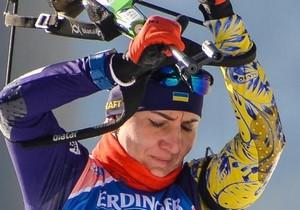 ЧС-2020 з біатлону. Україна виграла бронзу в жіночій естафеті