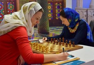 Шахи. Музичук обіграла росіянку і зіграє у фіналі чемпіонату світу