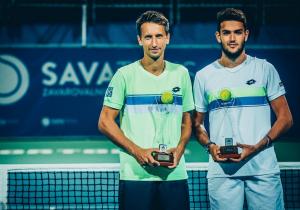 ITF Порторож. Стаховський виграв перший титул у році