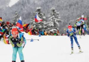 Кубок світу з біатлону. Жіноча збірна Україна стала п'ятою в естафетній гонці