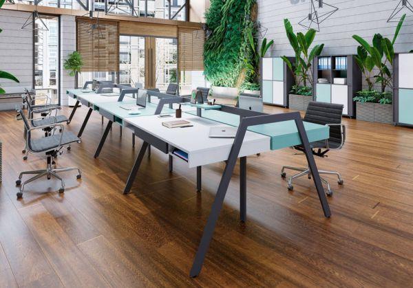 Важность цветовой гаммы в меблировке офисного помещения
