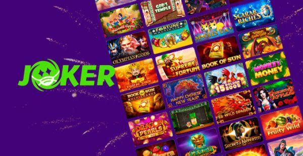 Що цікавого можна знайти у Джокер казино