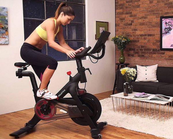 Как похудеть и привести себя в форму с помощью велотренажера