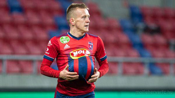 Петряк забив красивий гол у чемпіонаті Угорщини (ВІДЕО)