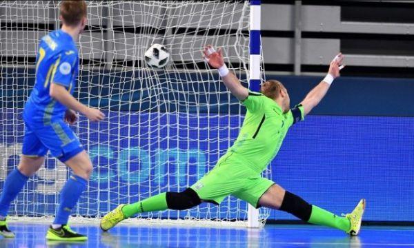 Футзал. Відбір Євро-2022. Україна - Данія - 8:2 (ВІДЕО)
