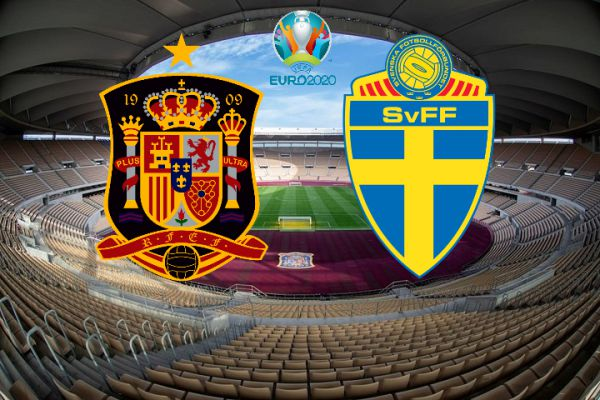 Євро-2020. Іспанія - Швеція. ОНЛАЙН