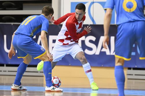 Футзал. Відбір Євро-2022. Хорватія - Україна - 3:2 (ВІДЕО)