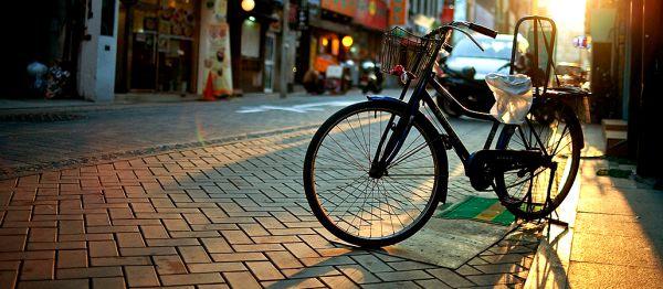 Велосипед у великому місті: переваги використання