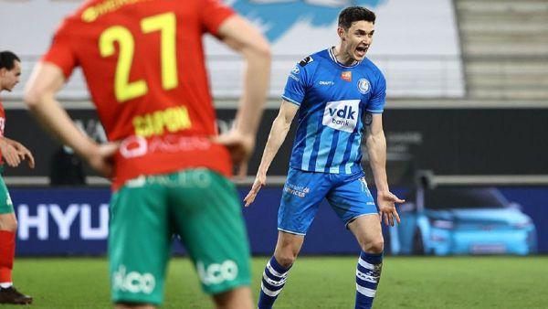Яремчук забив переможний гол у Бельгії з пасу Безуса (ВІДЕО)