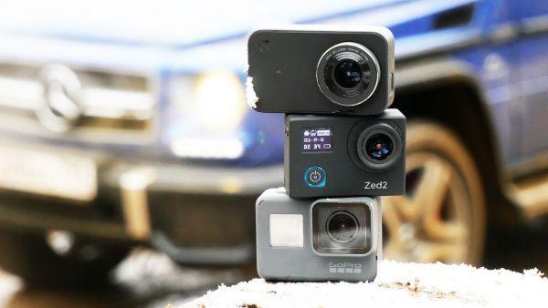 Экшн камеры - что необходимо знать?