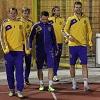 Як українці до останнього матчу готувалися (ФОТО)