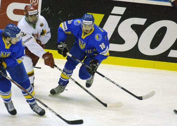 ЧМ по хоккею. Украина позорно сыграла в последнем матче