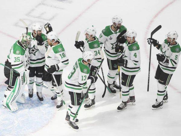 НХЛ. Фінал. Матч 1.