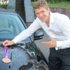Українським боксерам-олімпійцям подарували Volvo (ФОТО)