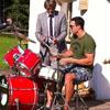 Кличко зіграв з бельгійською рок-групою (ФОТО)