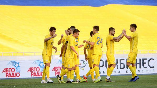 Відбір Євро-2021 (U-21). Україна - Румунія. 1:0 (ВІДЕО)