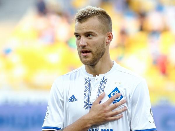 Ярмоленко відзначився забитим м'ячем зазбірну світу