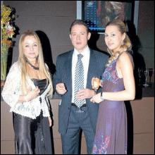 Знаменитий Павло Буре одружився на студентці (ФОТО)