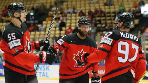 ЧМ-2018 по хоккею. Канадцы и россияне забросили 17 шайб на двоих, Чехия и Словакия проиграли